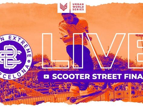(932) Scooter Street Final - imaginExtreme Barcelona 2020