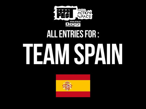 (946) Scootfest 2020 6th Place   Team Spain