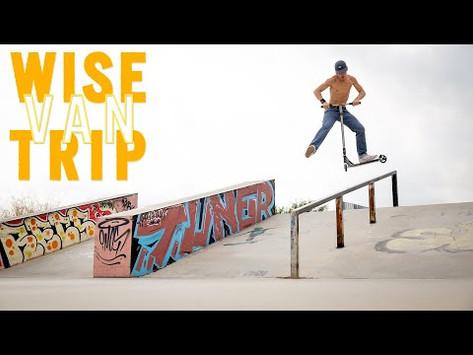 (1020) WISE VAN TRIP