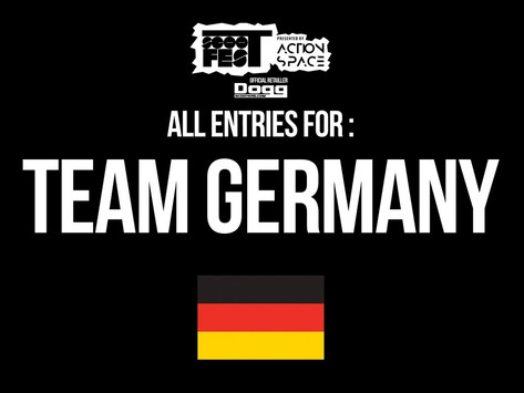 (943) Scootfest 2020 9th Place   Team Germany