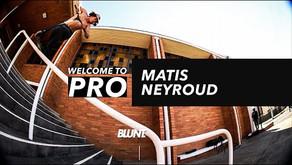 (990) Matis Neyroud | Welcome to Blunt Pro