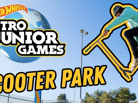 (517) Scooter Park FULL EVENT - Nitro Junior Games