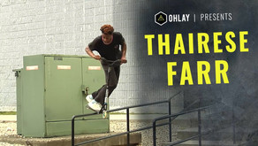 (852) Thairese Farr | OHLAY Brand
