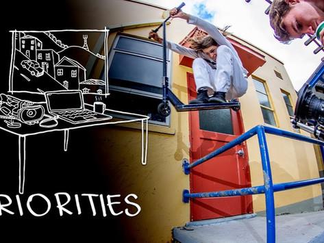 (1095) PRIORITIES   Concrete Crew