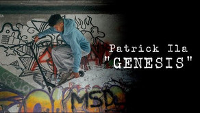 "(1039) Patrick Ila   ""Genesis"" Part"