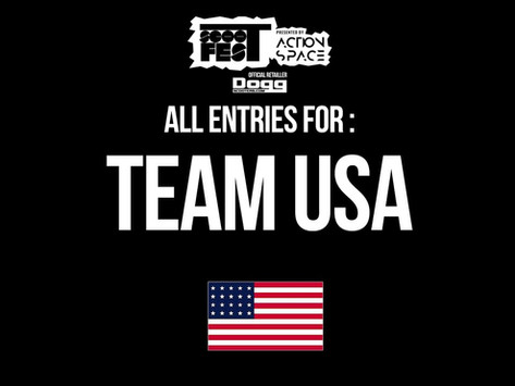 (951) Scootfest 2020 1st Place   Team U.S.A.