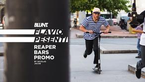 (888) BLUNT - Reaper V3 Promo - Flavio Pesenti