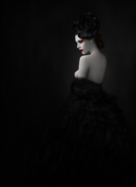THE BLACK ROSE II...
