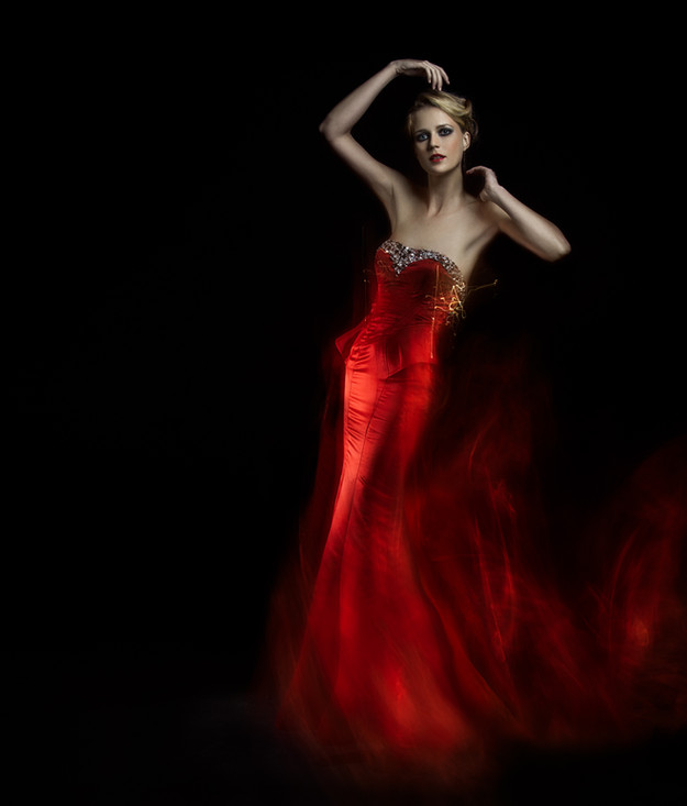 RED MOTION...