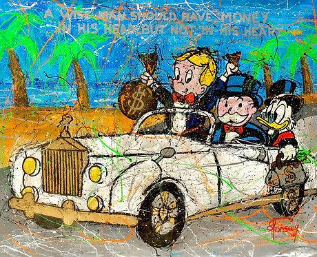 Mr. Monopoly & Friends