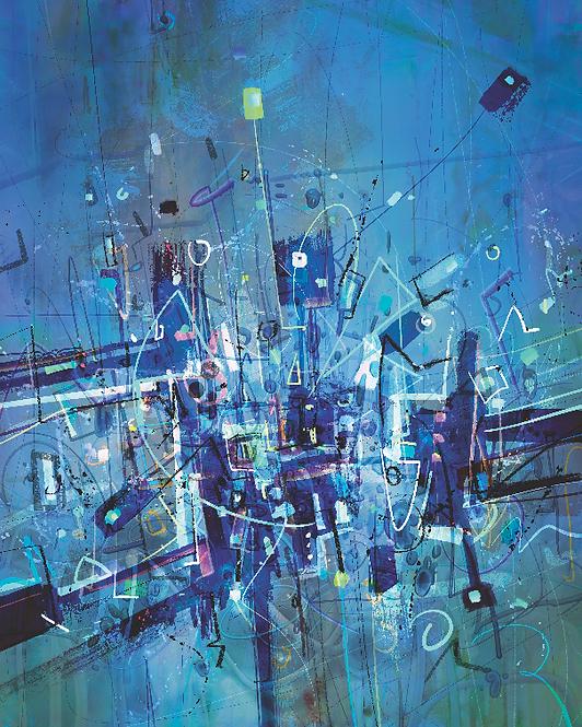 Blue Abism
