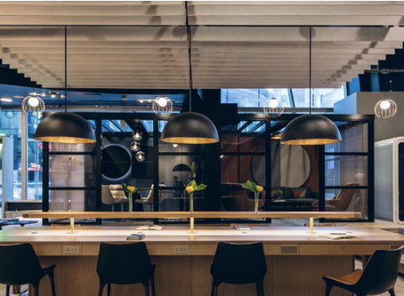 Hoteliers get clever on design, F&B to boost co-working