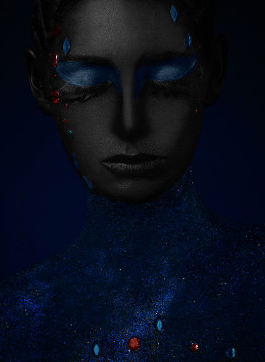 YA-AXKA (BLUE)...