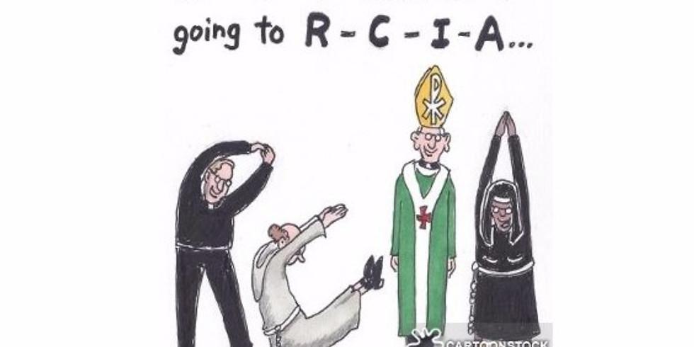RCIA Adult Education