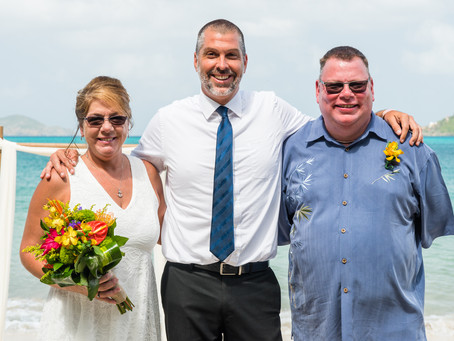 Get to know your FLX Wedding Officiant, Randy