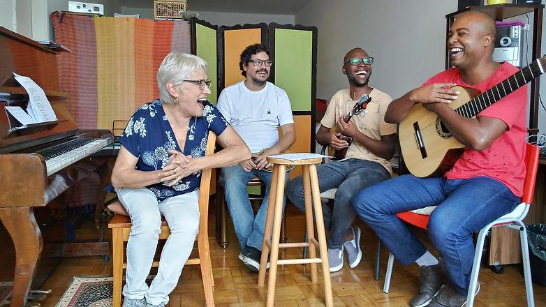 Quarteto da Patroa [Live Facebook 2019.0