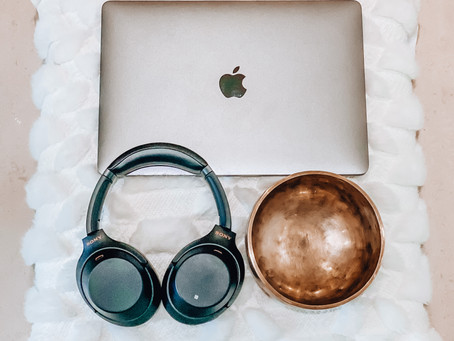 3 Tips for Clients: How to make the most of online sound healing sessions