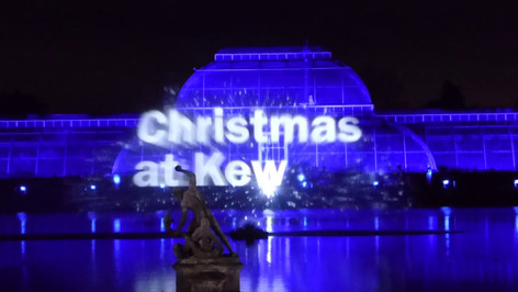 Christmas at Kew 2017