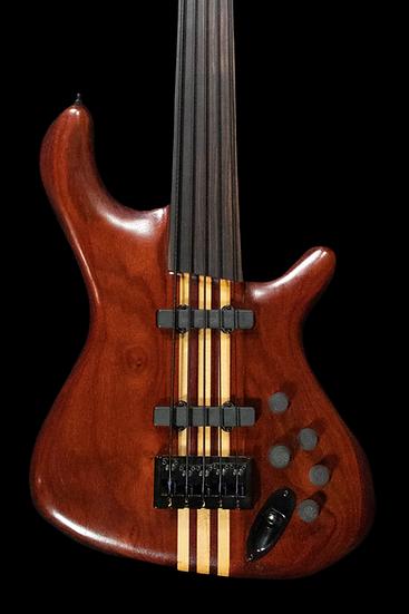 RG 5-String Fretless Bass