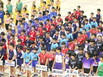 ファミリーマートカップ第37回 全日本小学生大会東京都大会