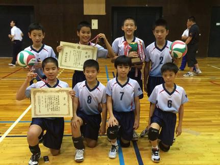 8.30[男子] スポーツ報知 駿台学園杯