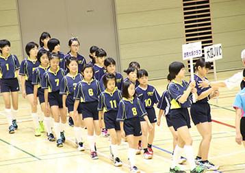 6.23 [男女]第38回全日本バレーボール小学生大会
