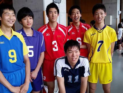 関東大会出場選手