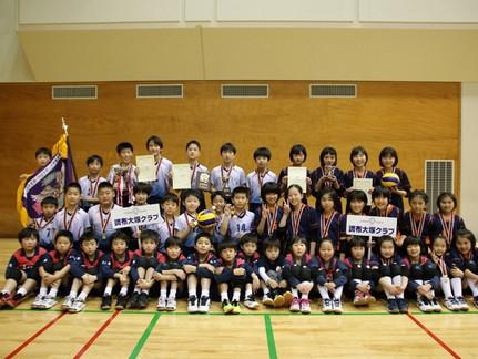 3.21 [男女]大田区卒業生大会つばさカップ