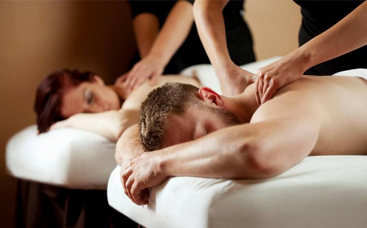 60 Min Couples Massage
