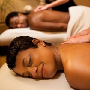 75 Min Couples Massage + FREE Hot Stones