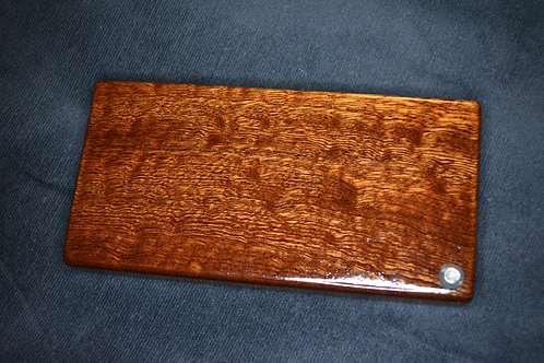 Sapele Fly Box