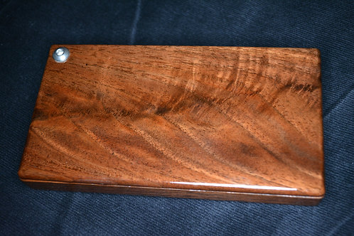 Black Walnut Fly Box #1