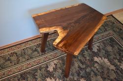 Walnut Flame Table
