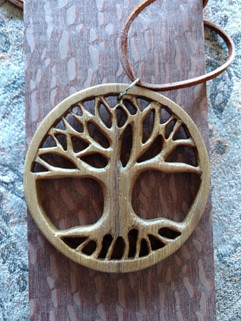 Hickory 'Tree of Life' Necklace