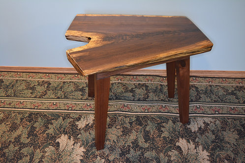 Walnut Flame Table