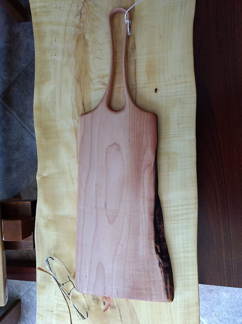 Live Edge Maple