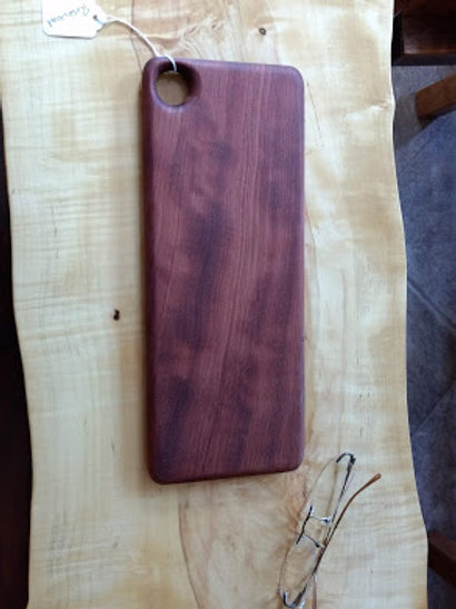 Rosewood Cutting Board