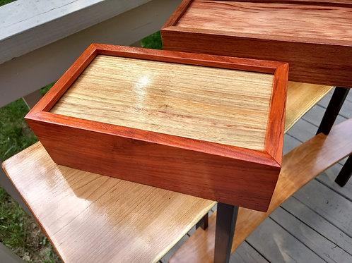 Paduk & Canarywood Box