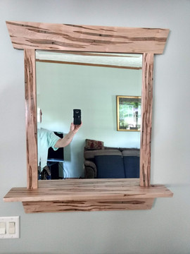 Ambrosia Maple Mirror