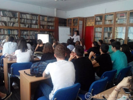 Chinese Language Gets More and More Popular in the Republika Srpska