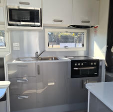 State of the art fully equipped kitchen