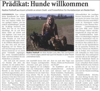 Niederrhein Nachrichten Ausgabe Gelderland, Goch, Uedem