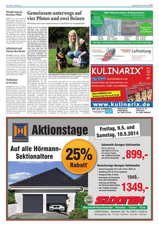 Niederrhein Nachrichten Ausgabe Gelderland, Goch, Kleve, Kevelaer