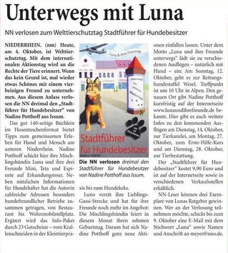 Niederrhein Nachrichten Ausgabe Gelderland, Goch, Kleve