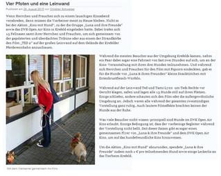 Nippers - Stadtmagazin für Hundefreunde