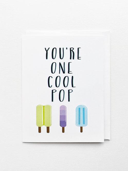 cool pop card