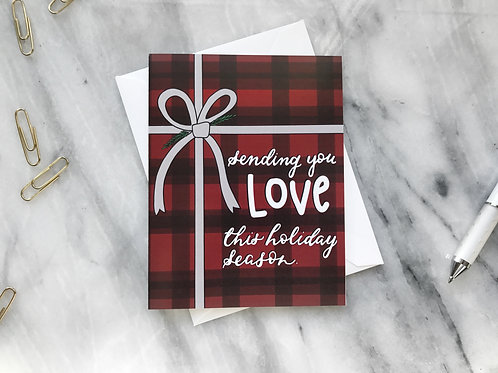gift of love card