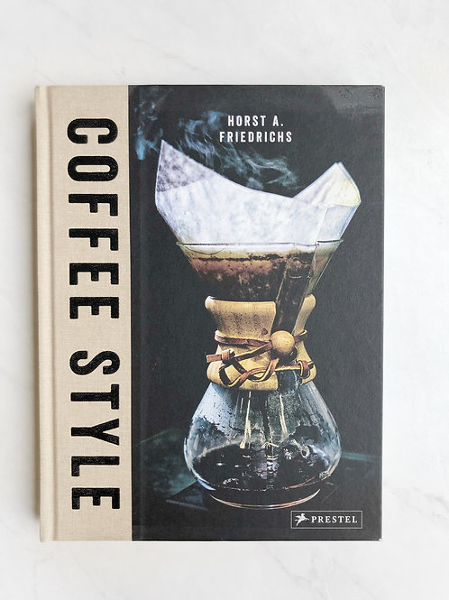 coffee style book