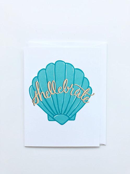 shellebrate blue card