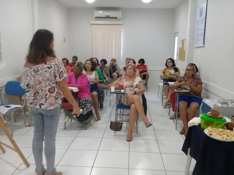 Reunião da MCM SEGUNDA